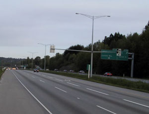 Route 1 HOV Project, Coquitlam to Vancouver, BC
